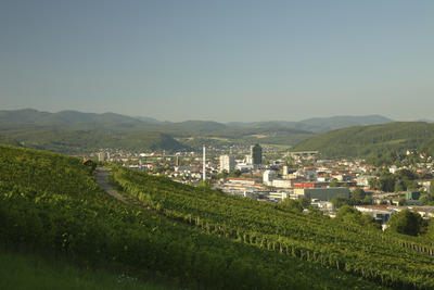 Große Kreisstadt Lörrach