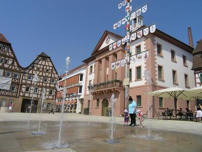 Große Kreisstadt Eppingen