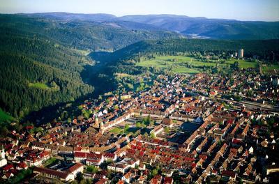 Große Kreisstadt Freudenstadt