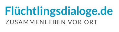 Logo Flüchltingsdialoge.de