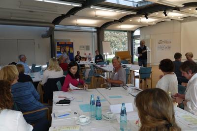 2. Projekttreffen 2016 in Stuttgart