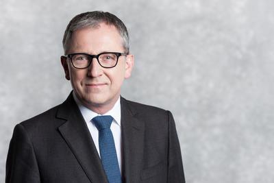 Präsident Dr. Peter Kurz